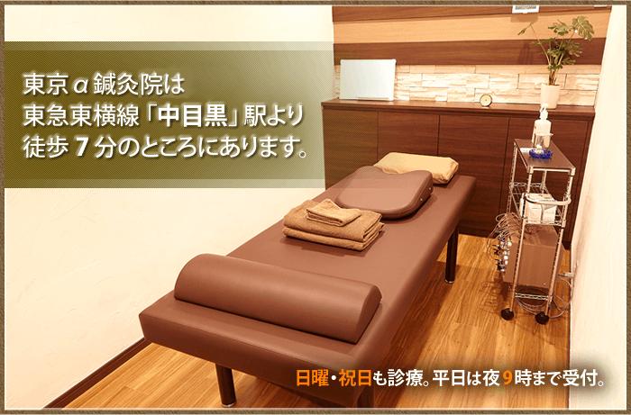 東急東横線「中目黒」駅より徒歩7分