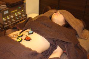 息苦しさに対する自律神経調整鍼灸治療