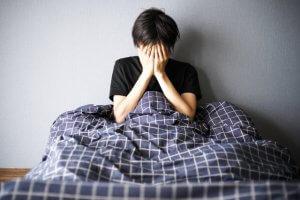 ストレスによる睡眠障害